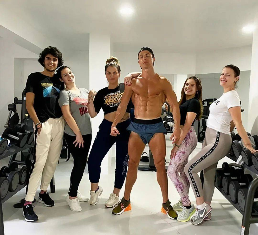 """健身的人也分""""等级"""",看看自己练到什么程度了?"""