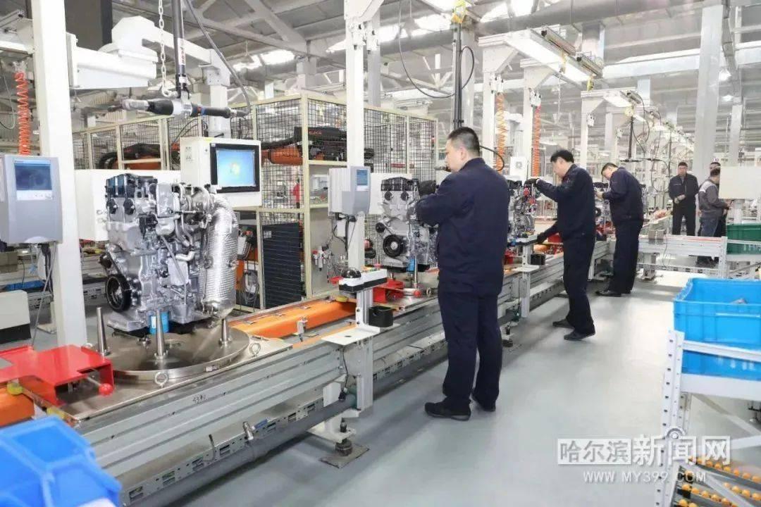 发动机销量增长56.05%丨东安动力去年净利润同比预增200%以上