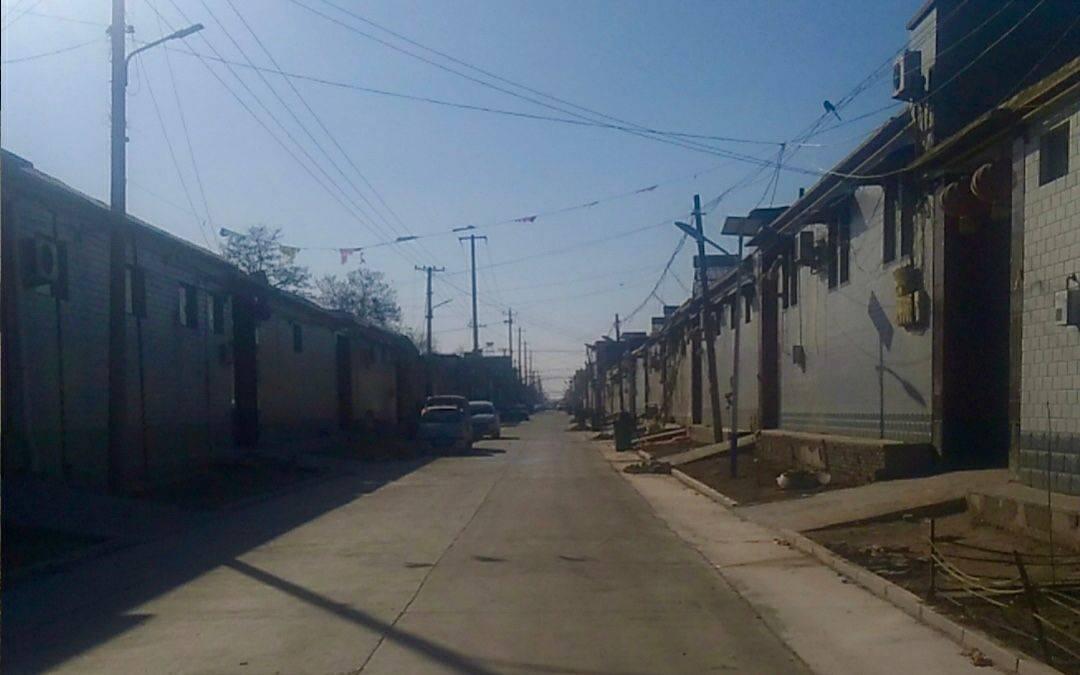 石家庄藁城:这次封村与之前不同 疫情就在身边