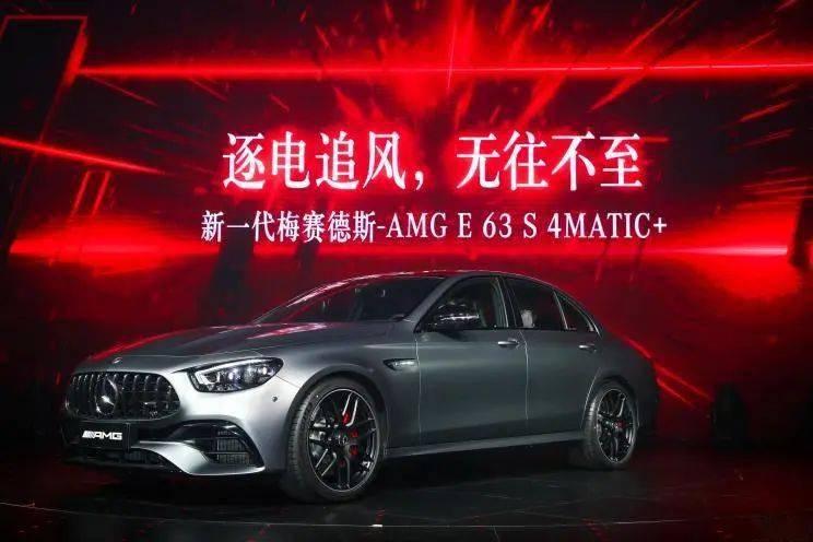 卖出9488-14688万新AMG E级国内上市