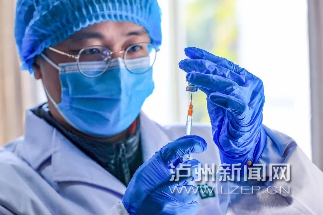全市已完成新冠疫苗接种28800多剂次