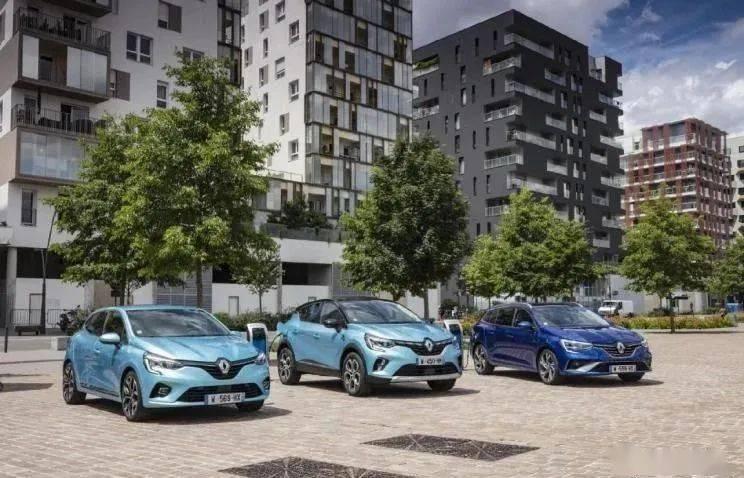 电动车给力 雷诺集团2020销量近300万辆