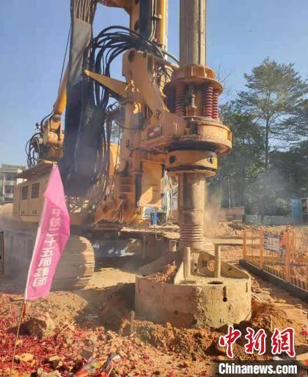 莞番高速路三期工程项目获得重大进展