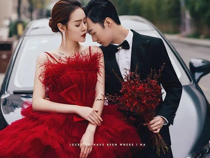 昭元摄影100%真实客片|2021城市时尚街拍风,年轻人的婚照选择!