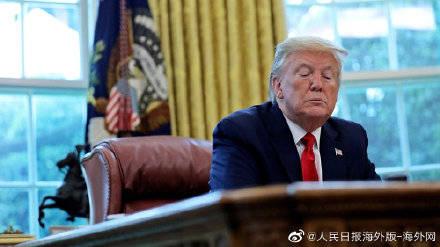"""特朗普政府对华政策""""一败涂地"""""""