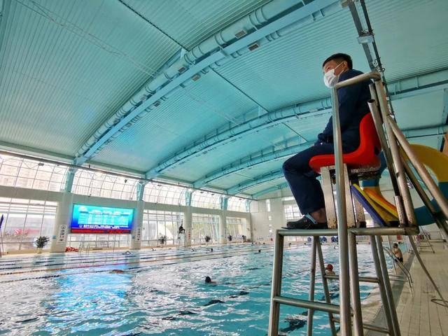 浦东153座温水泳池冬季开放!源深游泳馆将于本周六恢复营业