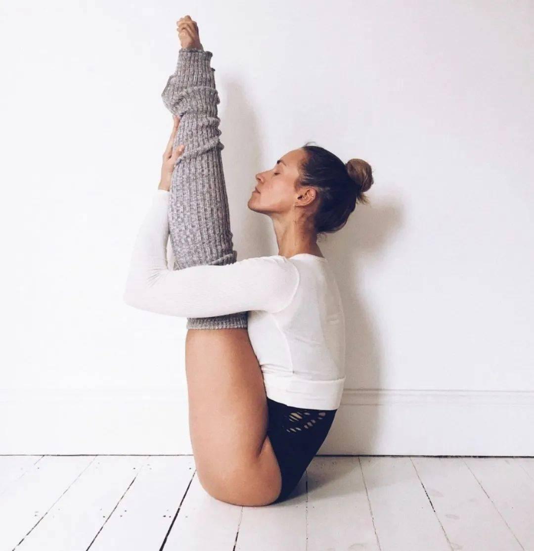 练瑜伽,一到冬季脚底就冰凉?这套序列收藏好!