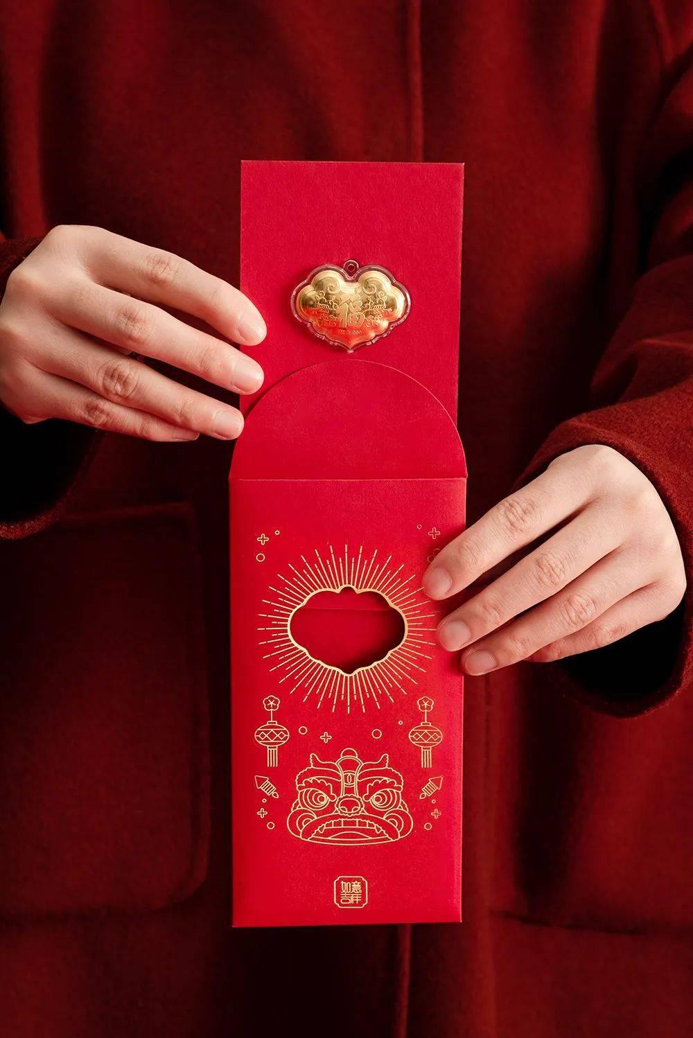 年尾了,压岁仪式有讲究!把真金放进红包,祈福全年万福金安