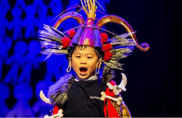 把舞台交给孩子,儿童剧和戏剧教育从方框走向圆圈