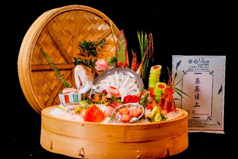 当广府风味遇上刺身和寿司,中日美食文化对话擦出新火花