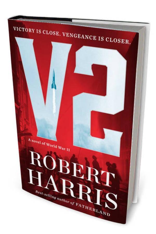 托比·利希蒂希︱罗伯特·哈里斯的二战惊悚小说