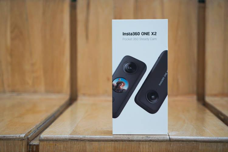 Insta360 ONE X2体验:全景相机的全新玩法