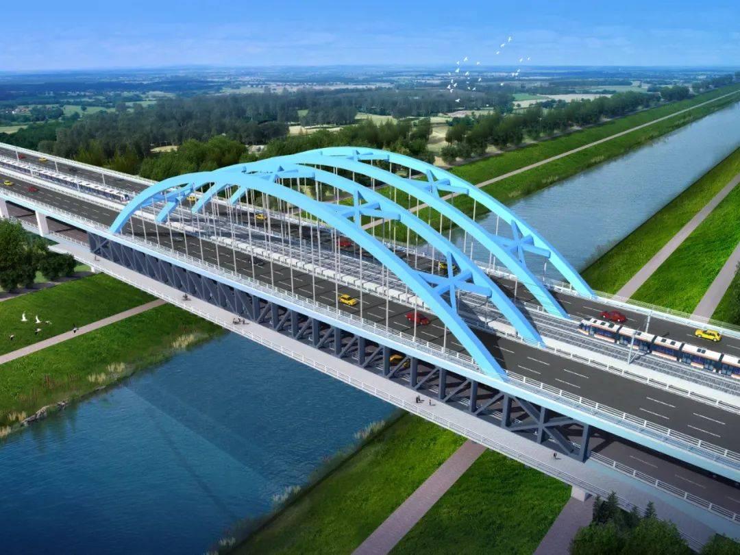 """全省首座!肥西到市区,开建一座""""繁华""""桥"""
