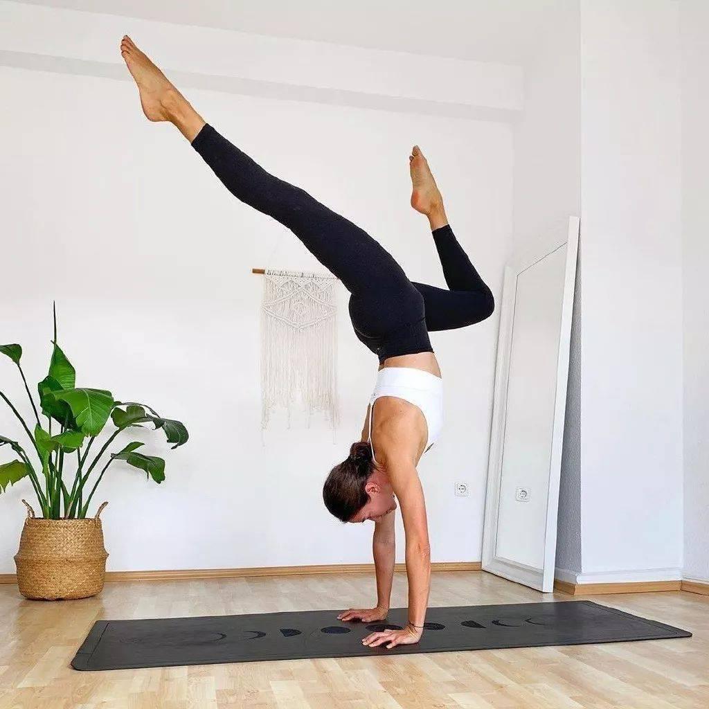 一套矫正腿型的瑜伽序列,给你笔直大长腿(收藏级)