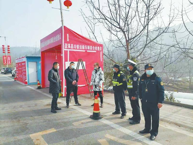 蓬溪县:书写交运事业高质量发展满意答卷