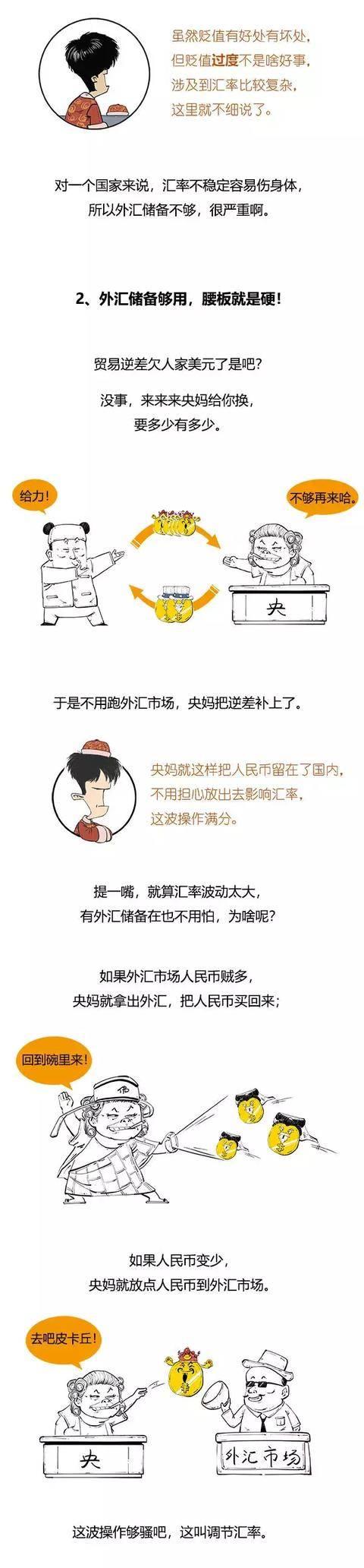 什么是外汇储备(外汇储备增加说明什么)插图(5)