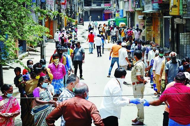 怕什么來什么!印度的新冠病毒果然與眾不同,根本不可能控制得住