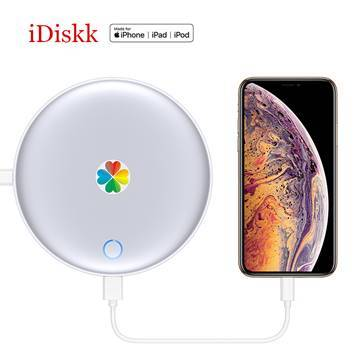 iDiskk照片宝,开启苹果系列产品存储新时代