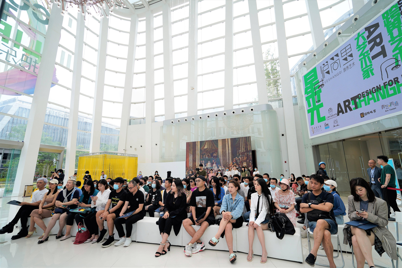 星光天地悦尚里-跨界艺术设计师品牌展启幕
