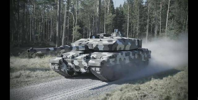 欧洲未来MGCS项目,德国与法国展开竞争,推出新型130毫米坦克炮