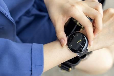 手腕上的日环食!Zepp时尚智能手表,爱了爱了