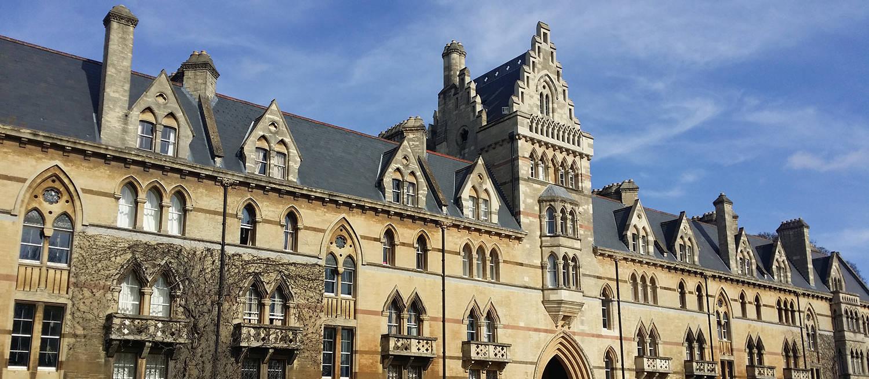 牛津大学在哪个城市(牛津大学研究生申请条件)