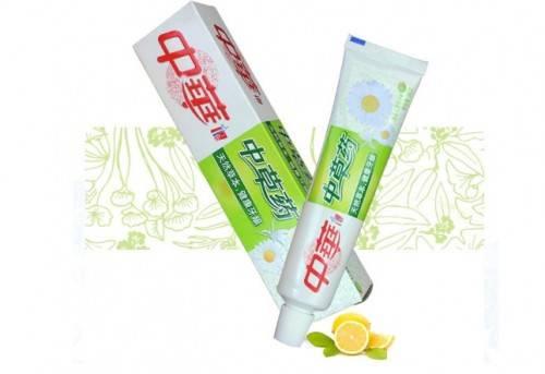 中国十大牙膏排行(公认建议购买的牙膏)