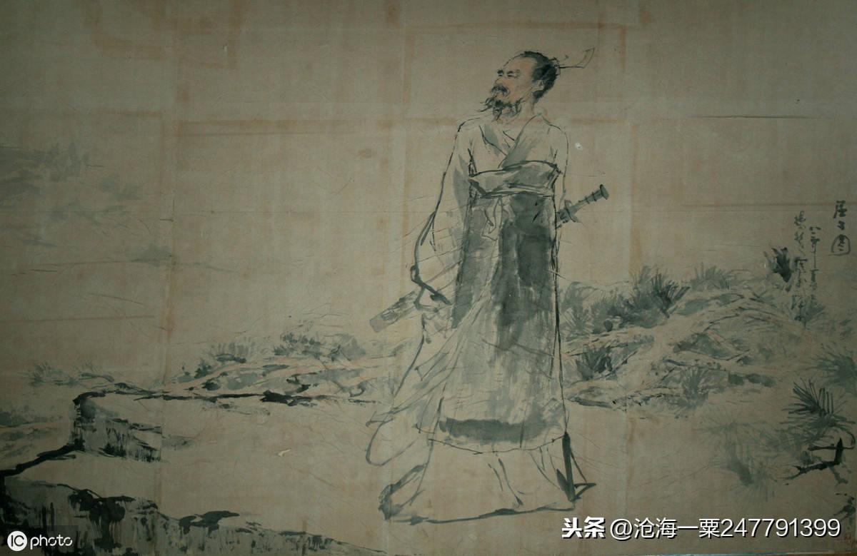 屈原列传原文及翻译(高中课文屈原列传节选)
