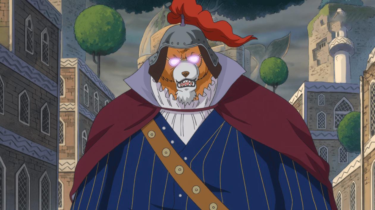 海賊王990話:犬貓復仇成功!傑克象鼻不保,全身插滿武士刀