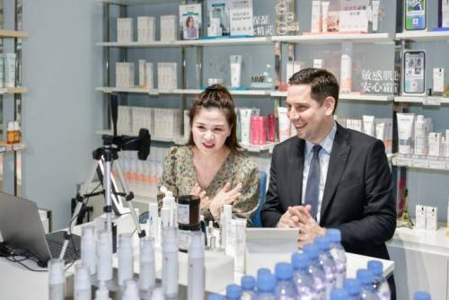 后疫情时代法国美妆品牌在中国市场的逆风翻盘