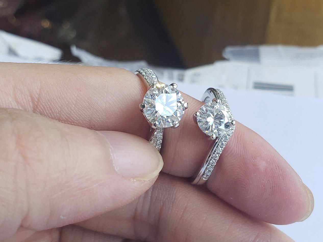 莫桑钻值得买吗?进口的真的可以替代钻石吗?