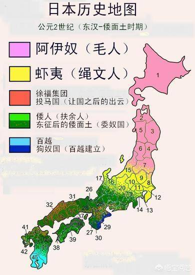 日本历史年表(日本历史大事件总结)