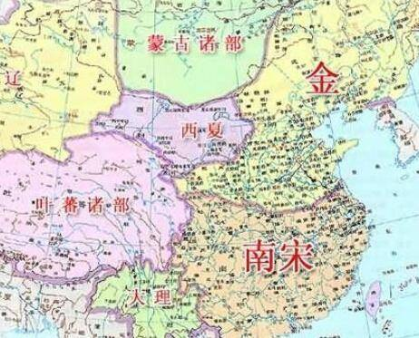 宋朝皇帝顺序列表(宋朝十八位皇帝列表)
