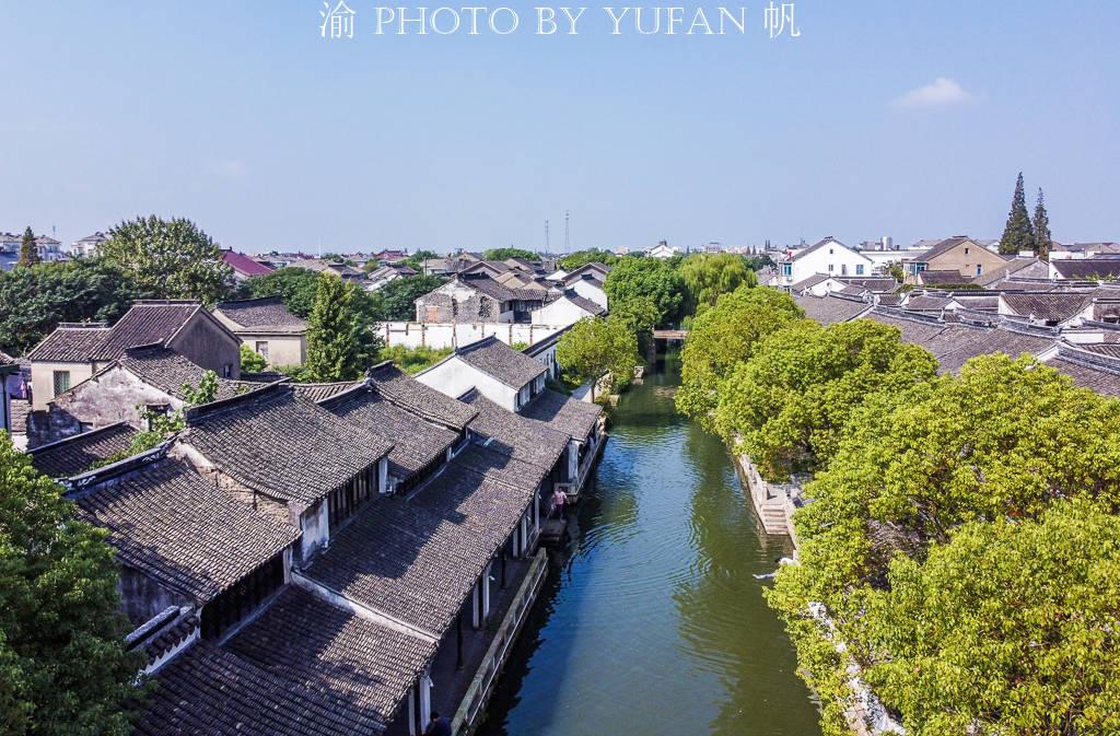 上海苏州湖州嘉兴十字交叉之地,藏着一个原味江南古镇,强烈推荐