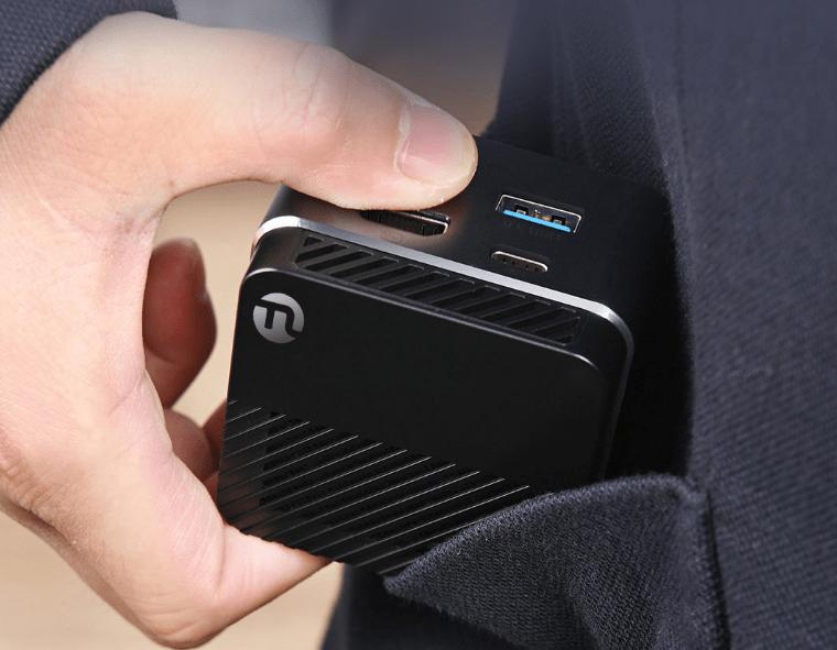 小米众筹魔方mini电脑主机:999元起 可塞入口袋的照片 - 6