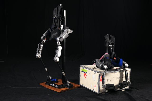 让外骨骼机器人服务更多泛工业领域,「傲鲨智能」