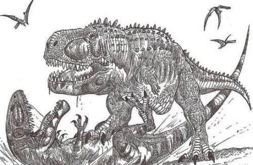 幸好这30种动物灭绝了 不然对人类是场灾难(史前30大猛兽) 网络快讯 第7张