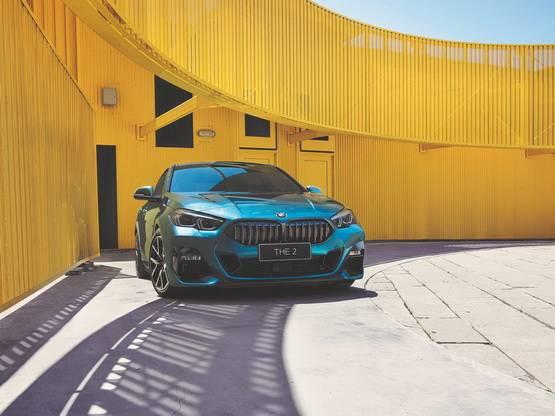 BMW2系四门轿跑 将在广州车展亮相并开启预售-亚博-官网