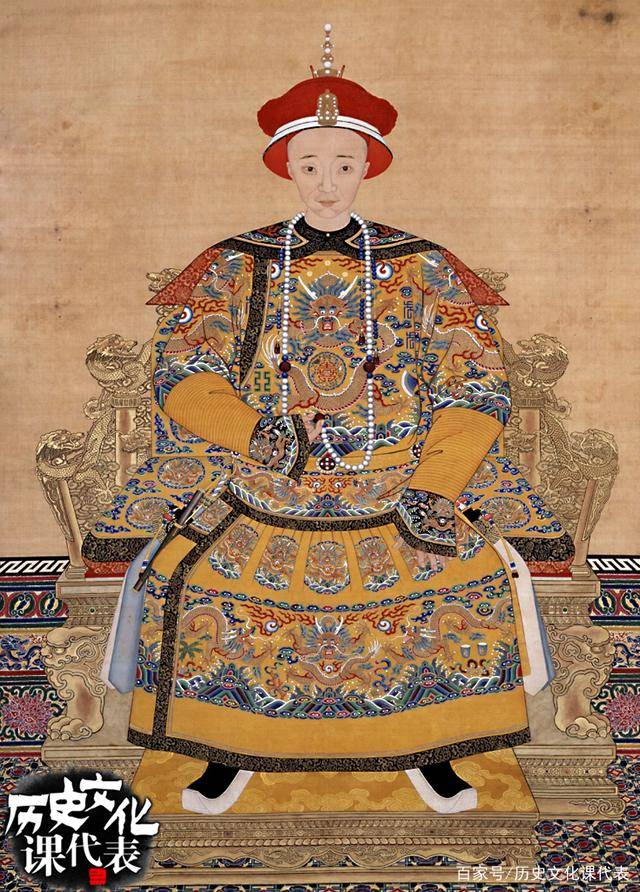 清朝12位皇帝列表是谁?清朝12位皇帝的顺序及特点,一个顺口溜教你轻松记住! 网络快讯 第10张