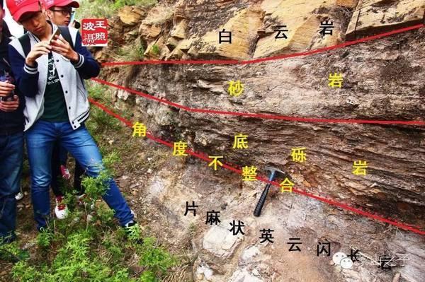 地质年代表(地质年代表最新版口诀)