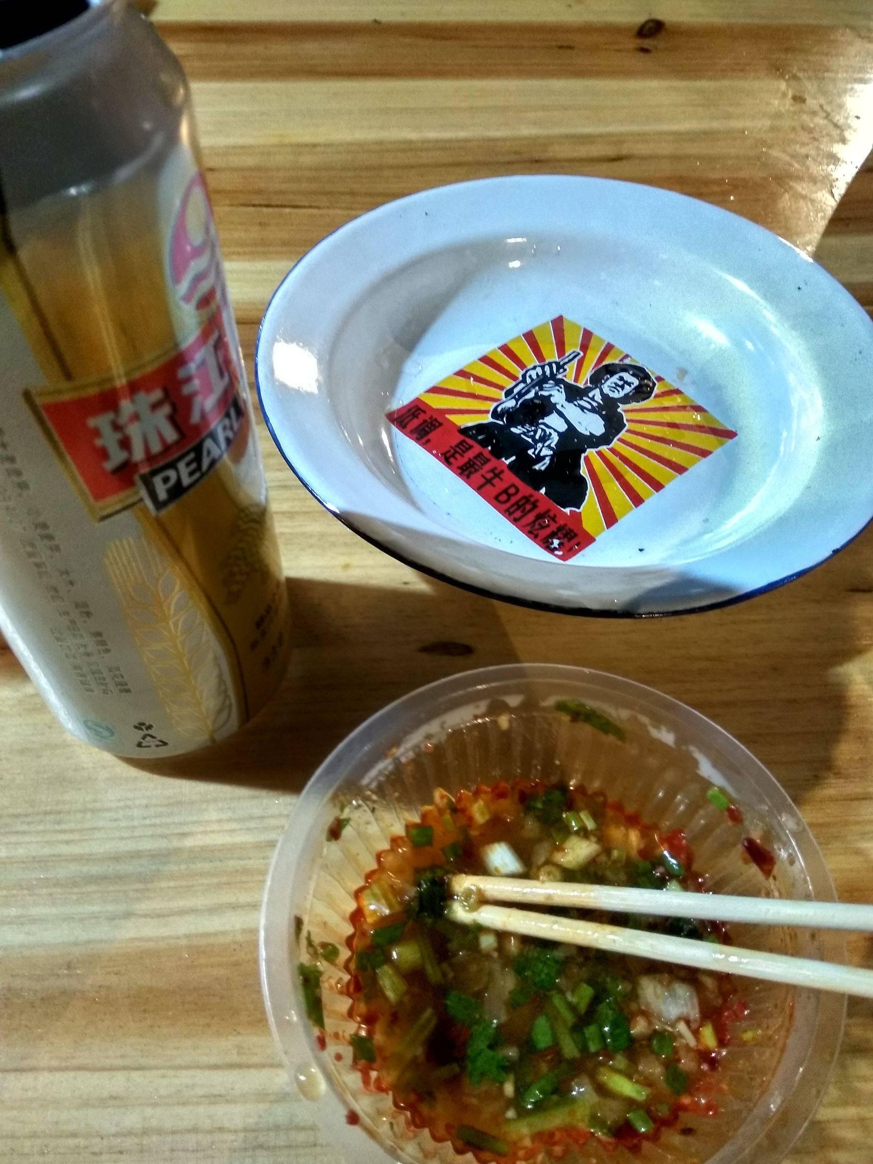 卖臭豆腐的成本和利润(卖臭豆腐的配方是什么)插图(5)
