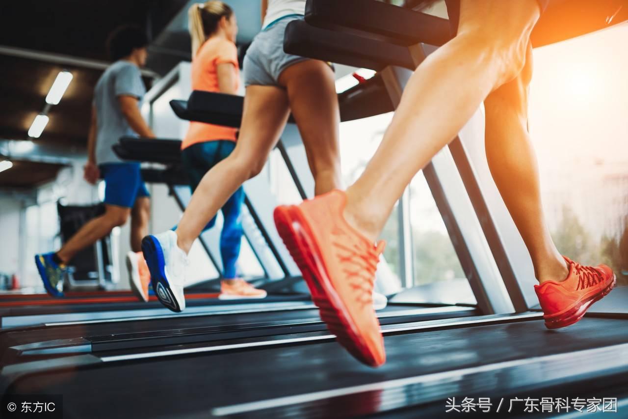 跑步机数字对应的速度(跑步是锻炼关节还是在伤膝盖)插图(2)