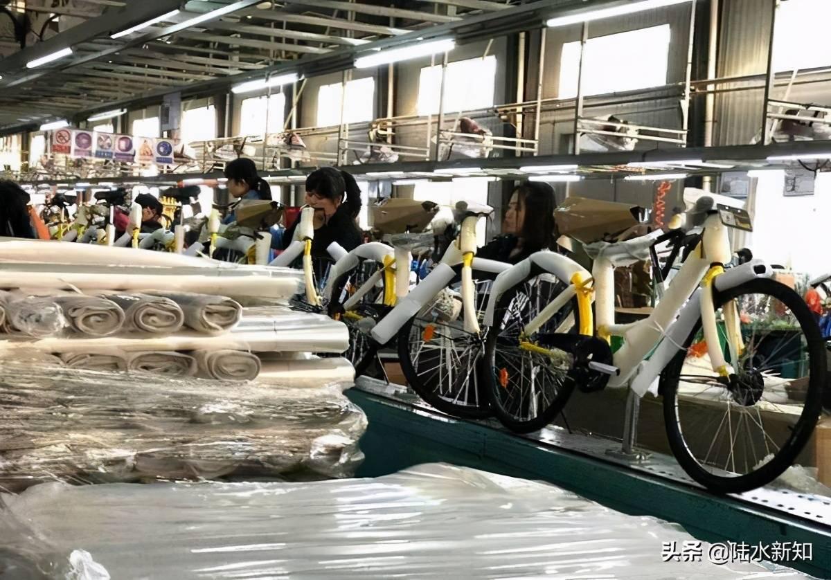 """巨大的人口红利,制造业得到了迅速的发展,""""中国制造""""遍布全球插图(4)"""