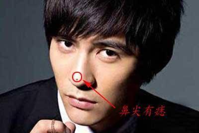 鼻子上长痣是什么意思(鼻子上有痣寓意着什么)