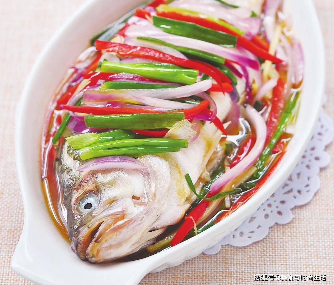 用这个方法做鱼,个个都爱吃,不腻不腥,特鲜嫩,10分钟就出锅