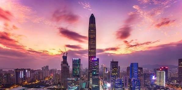 国内经济总量前10城市_夜晚城市图片