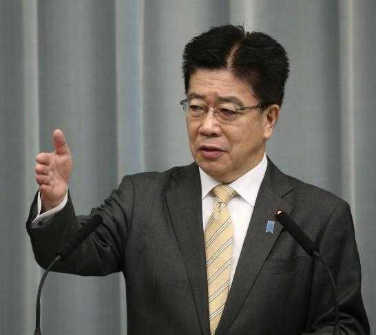 日本政府发言人:新冠疫苗不是东京奥运的先决条件