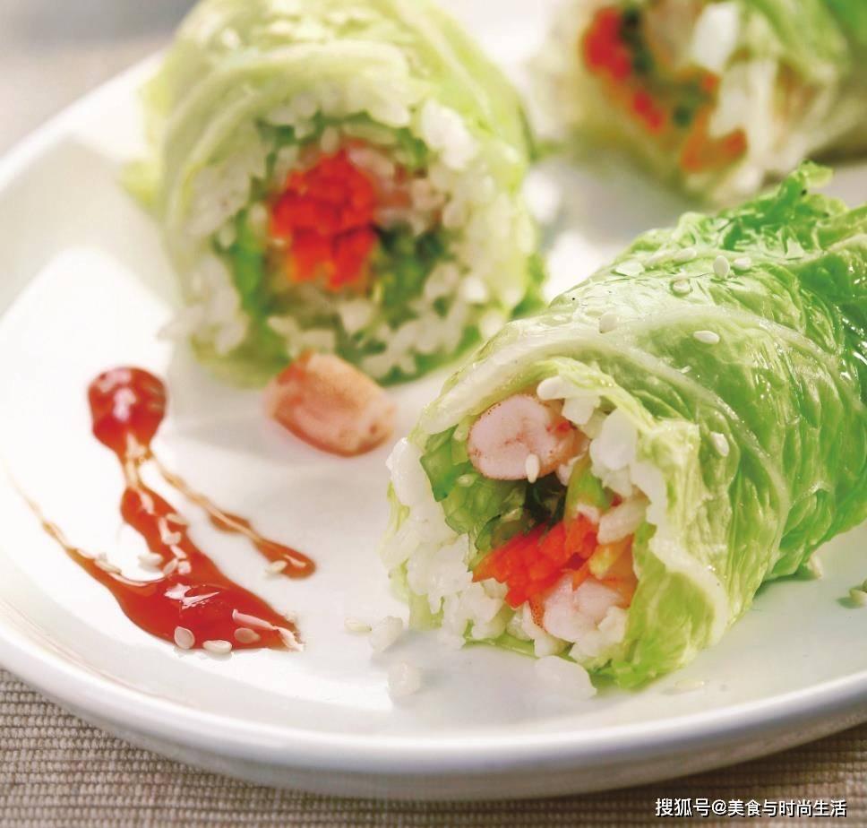 冬天的白菜别只会炖,教你一道宴客菜,造型好看,脆嫩爽口