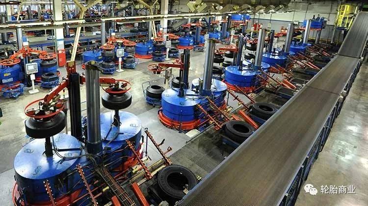 轮胎巨头的全钢产能增长了40%,年产量达到210万辆