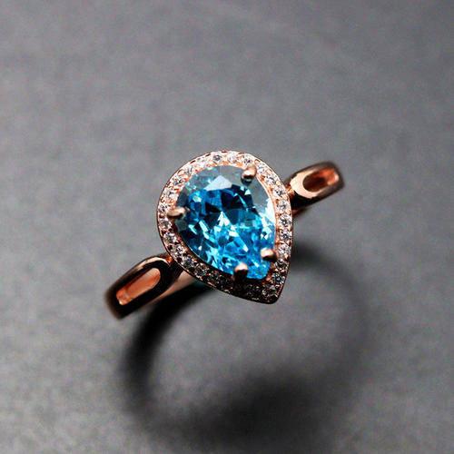 宝石界的天选之子——海蓝宝石
